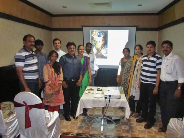 Chennai Workshop